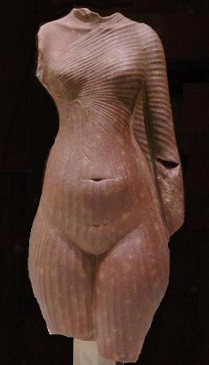 Torso de Nefertiti